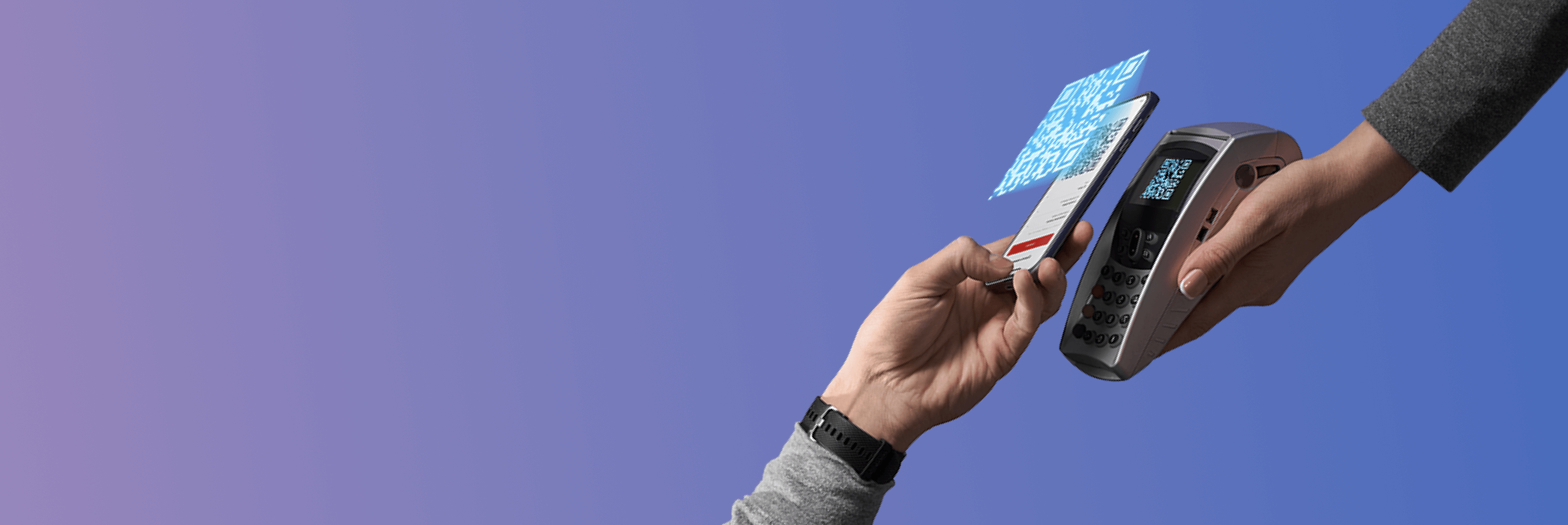 Баннер - новый способ оплаты